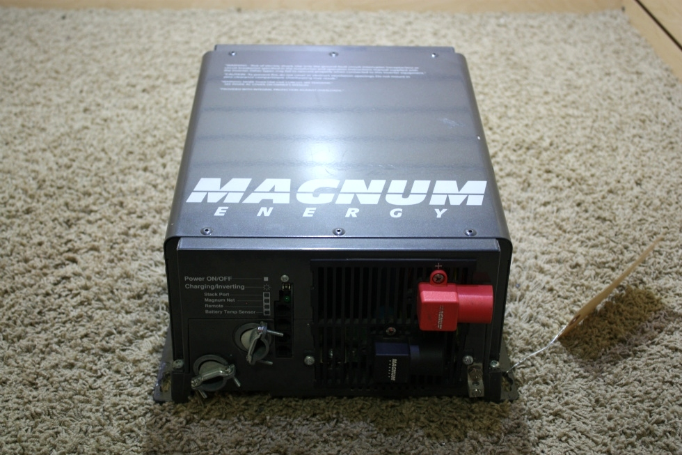 USED RV MAGNUM ENERGY ME2012 INVERTER CHARGER FOR SALE RV Components