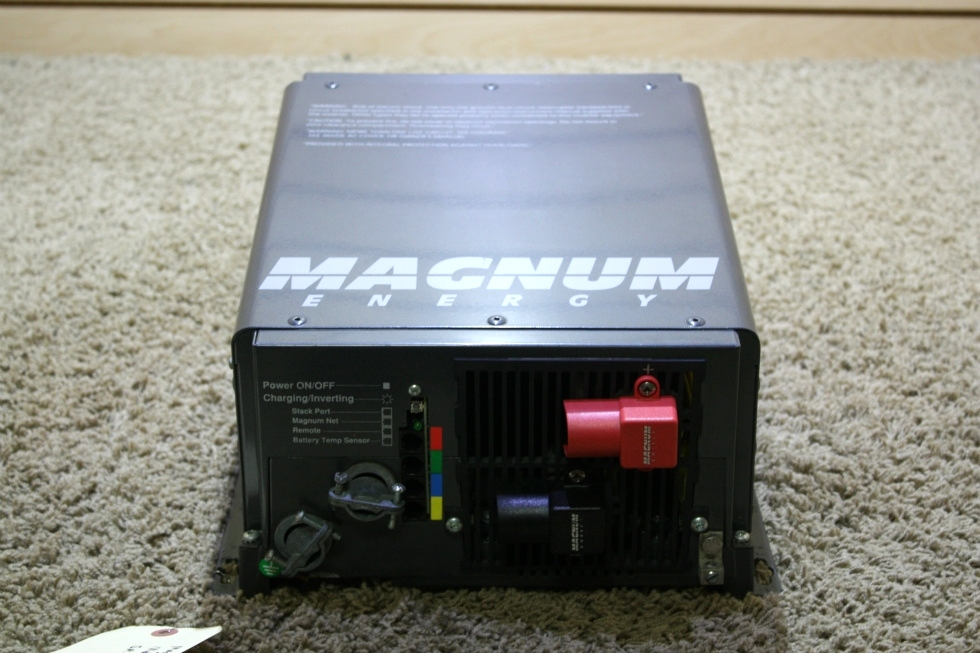 USED MAGNUM ENERGY ME2012 INVERTER CHARGER RV PARTS FOR SALE RV Components