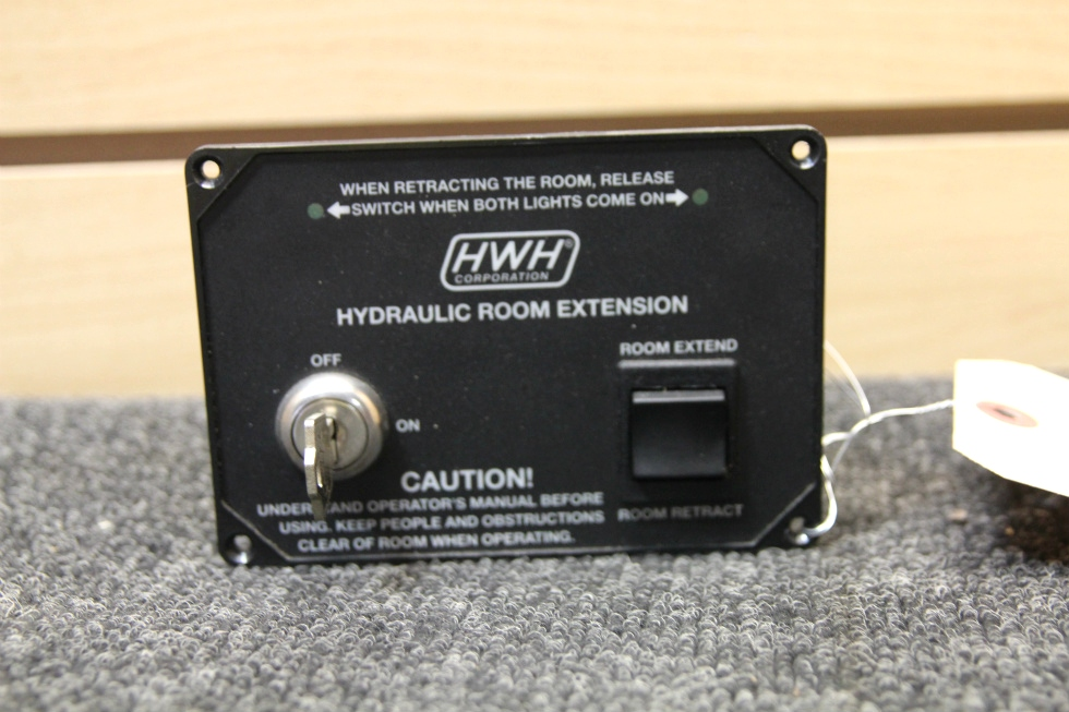 USED RV/MOTORHOME HWH HYDRAULIC ROOM EXTENSION PN: AP28642 RV Components