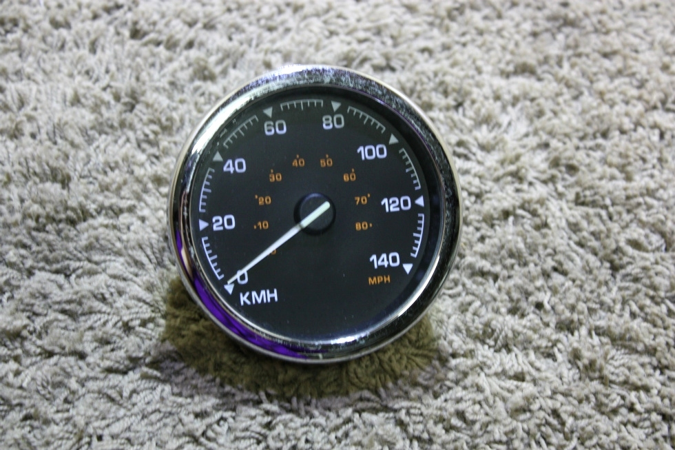 USED RV SPARTAN  5 INCH SPEEDOMETER 00041194-0J1827 FOR SALE RV Components