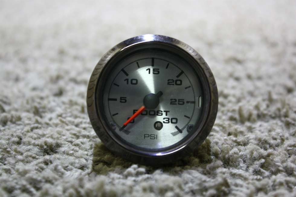 USED RV BOOST / PSI DASH GAUGE 945873-112502 FOR SALE RV Components