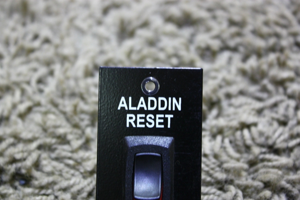 USED RV ALADDIN RESET SWITCH FOR SALE RV Components