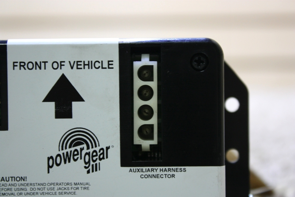 USED POWER GEAR AUTOMATIC LEVELING CONTROL BOARD 500630 RV PARTS FOR SALE RV Components