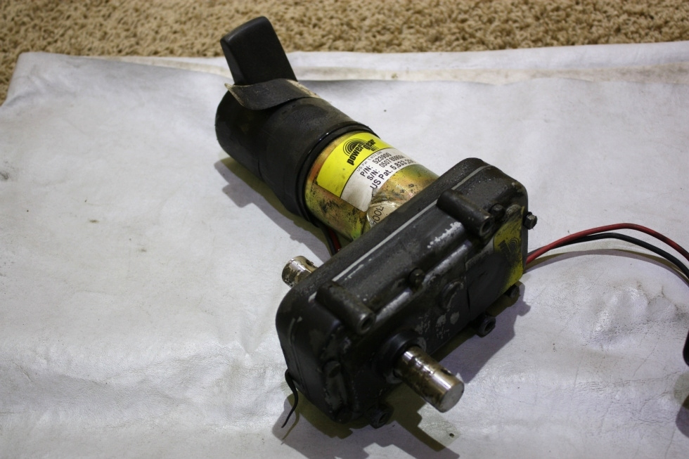 USED RV POWER GEAR SLIDE OUT MOTOR 523900 FOR SALE RV Components