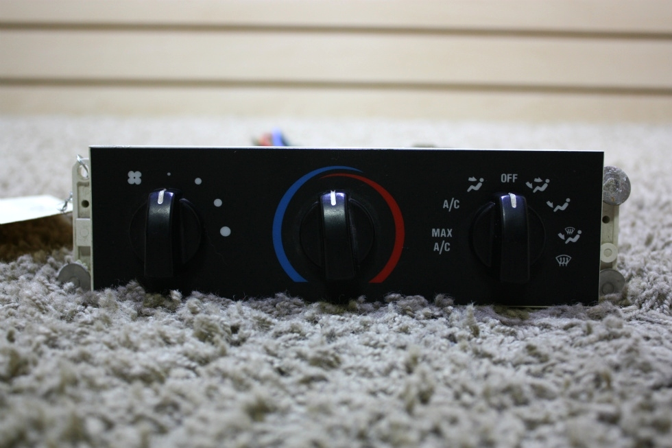 USED RV A/C DASH CONTROL SWITCHES FOR SALE RV Components
