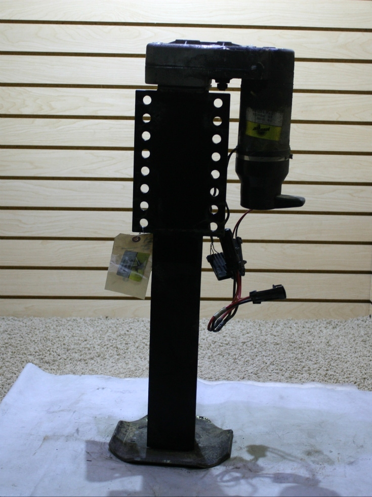 USED RV POWER GEAR 1010000140 ELECTRIC LEVEL LEG FOR SALE RV Components