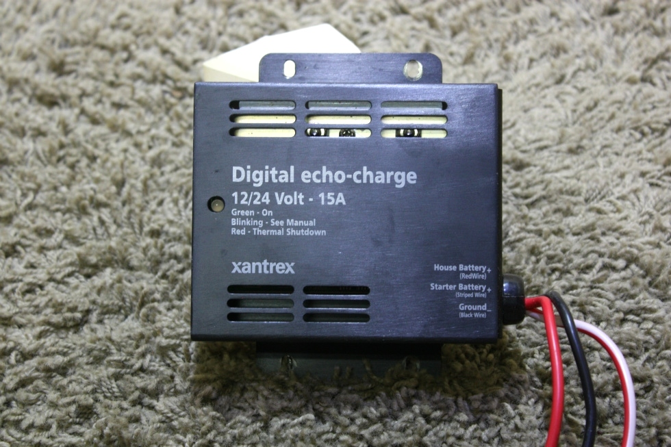 USED RV XANTREX DIGITAL ECHO-CHARGE 82-0123-01 MOTORHOME PARTS FOR SALE RV Components