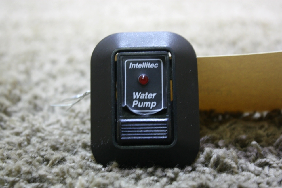 USED MOTORHOME INTELLITEC WATER PUMP SWITCH FOR SALE RV Components
