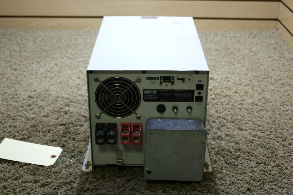 USED RV TRIPP-LITE ALTERNATIVE POWER SOURCE MODEL: RV3012OEM FOR SALE RV Components