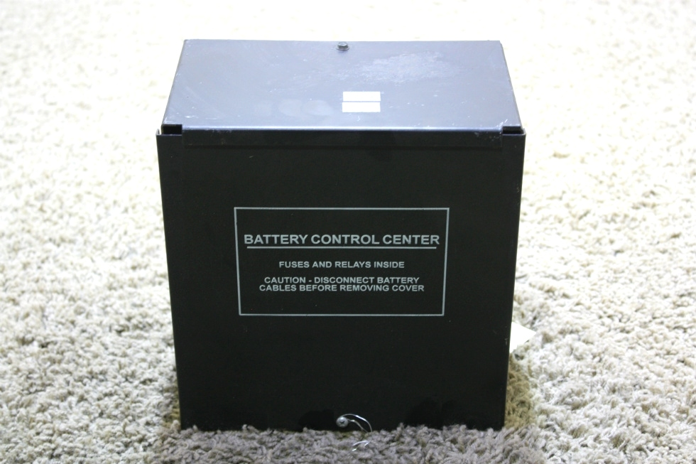 USED MOTORHOME BATTERY CONTROL CENTER RV PARTS FOR SALE RV Components