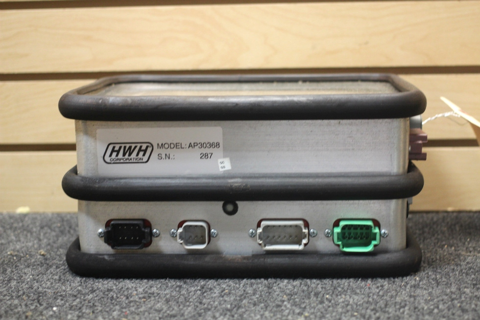 USED RV/MOTORHOME HWH CORP. LEVELING CONTROL BOX PN: AP30368 SN: 287 RV Components