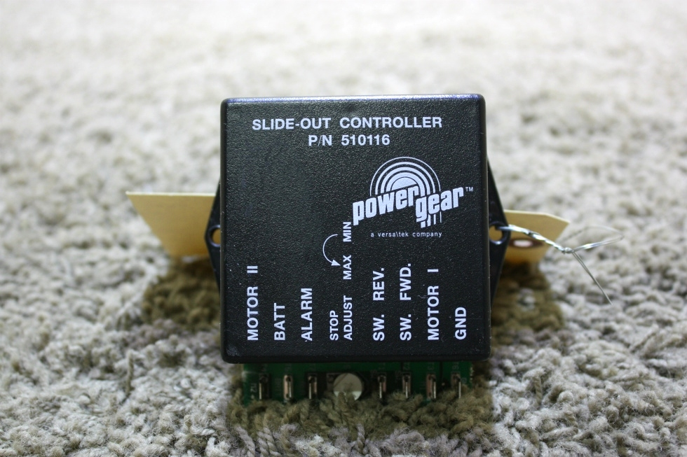 USED POWER GEAR SLIDE OUT CONTROLLER 510116 RV PARTS FOR SALE RV Components