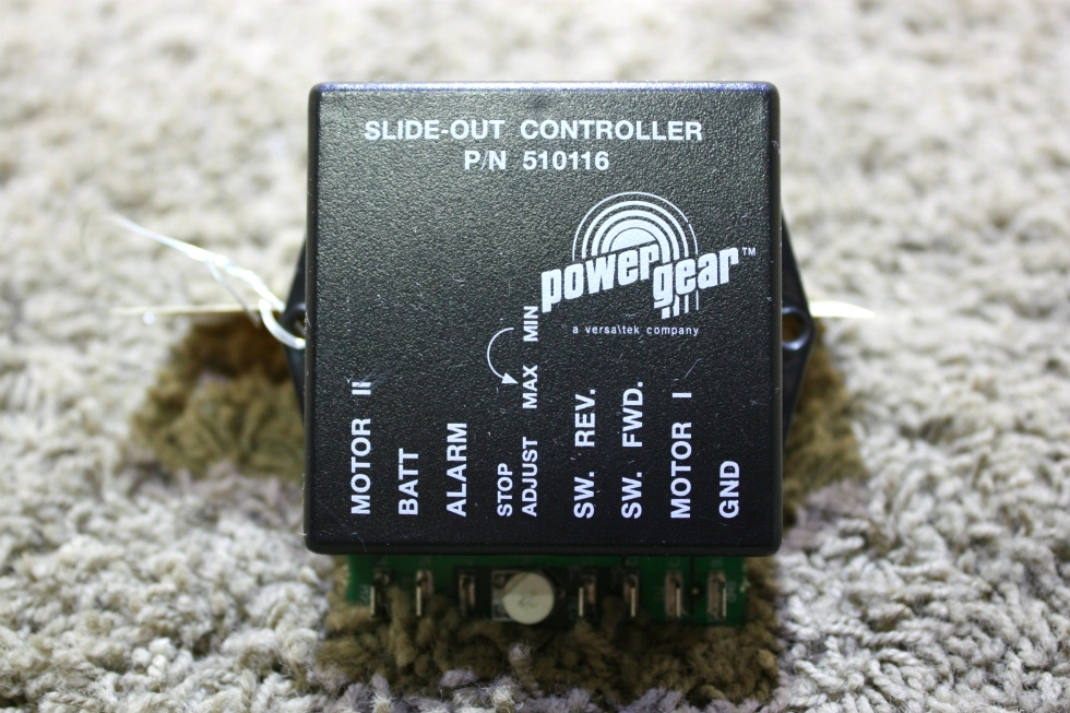 USED 510116 POWER GEAR SLIDE OUT CONTROLLER MOTORHOME PARTS FOR SALE RV Components