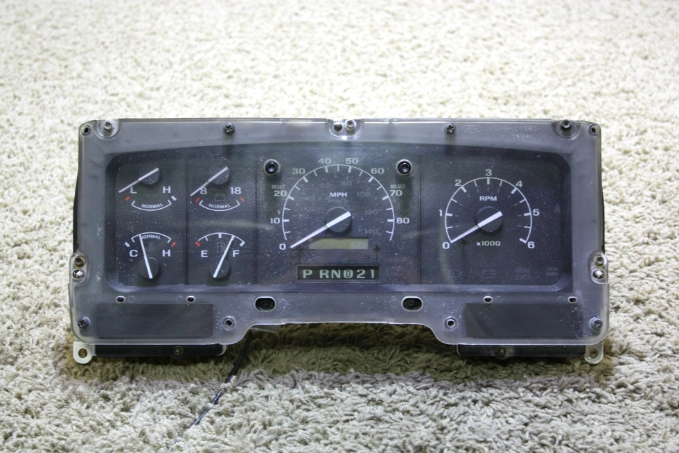 USED RV FORD DASH CLUSTER FOR SALE RV Components