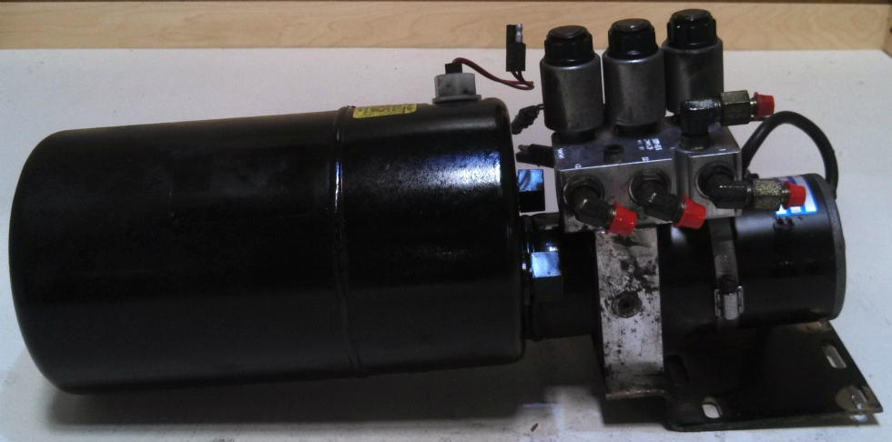 USED POWER GEAR POWER UNIT 500721 FOR SALE  **OUT OF STOCK** RV Components