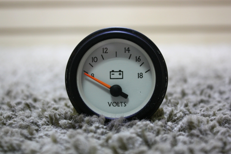 USED MOTORHOME VOLTS GAUGE 944386 FOR SALE RV Components