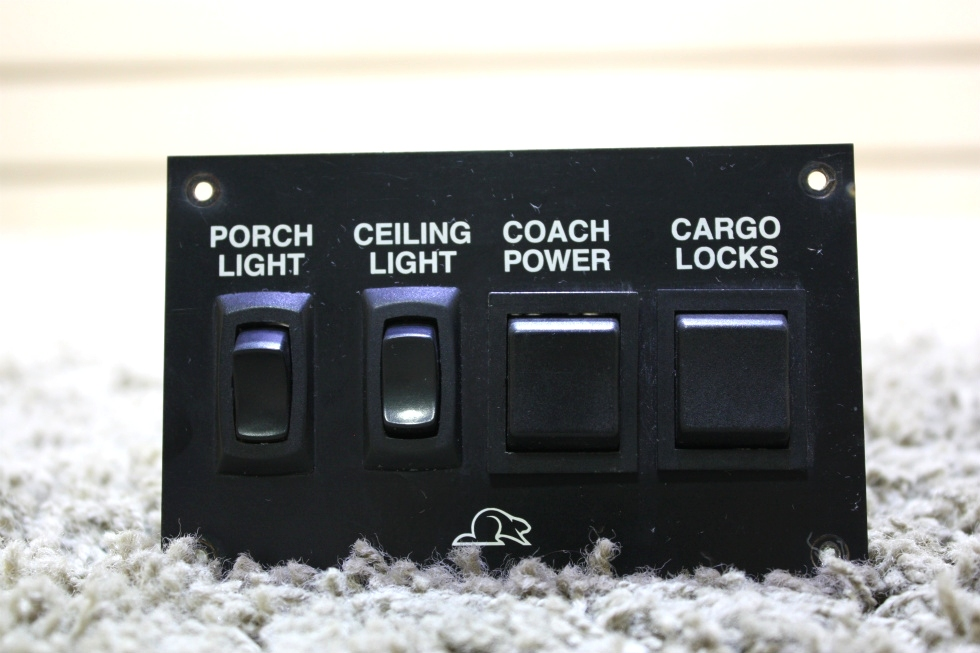 USED RV BEAVER SWITCH PANEL FOR SALE RV Components