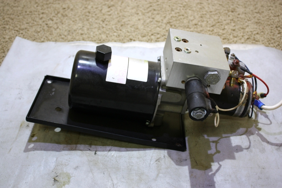 USED MOTORHOME GENERATOR SLIDE-OUT HYDRAULIC PUMP FOR SALE RV Components