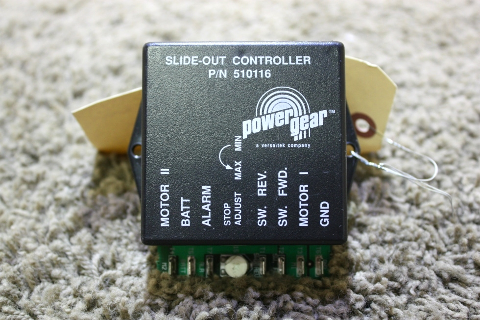 USED RV POWER GEAR 510116 SLIDE-OUT CONTROLLER FOR SALE RV Components
