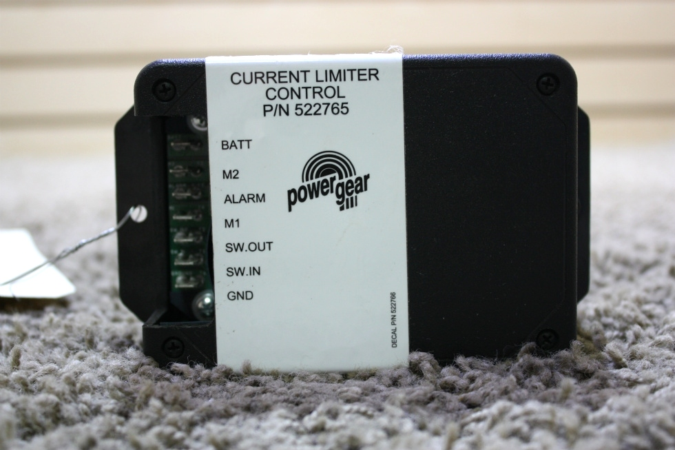 USED MOTORHOME POWER GEAR CURRENT LIMITER CONTROL 522765 FOR SALE RV Components
