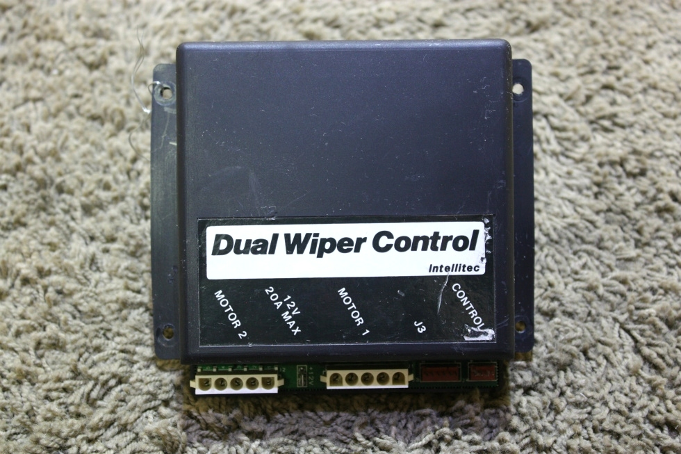 USED RV INTELLITEC DUAL WIPER CONTROL 01-00229-930 FOR SALE RV Components