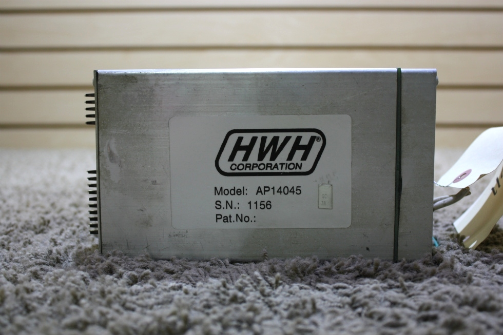 USED HWH AP14045 LEVELING CONTROL BOX RV PARTS FOR SALE RV Components