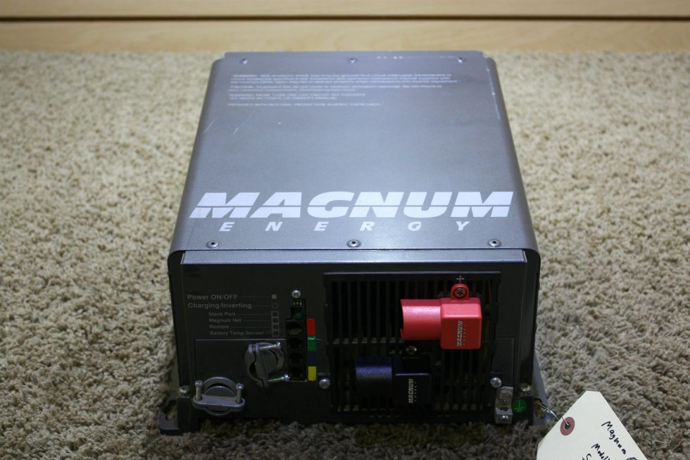 Rv Components Used Magnum Energy Me2012 Inverter Charger