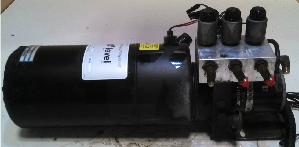 USED POWER GEAR POWER UNIT P/N 500893 FOR SALE **OUT OF STOCK** RV Components