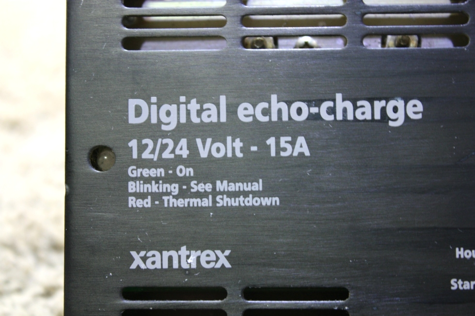 USED 82-0123-01 XANTREX DIGITAL ECHO-CHARGE RV PARTS FOR SALE RV Components