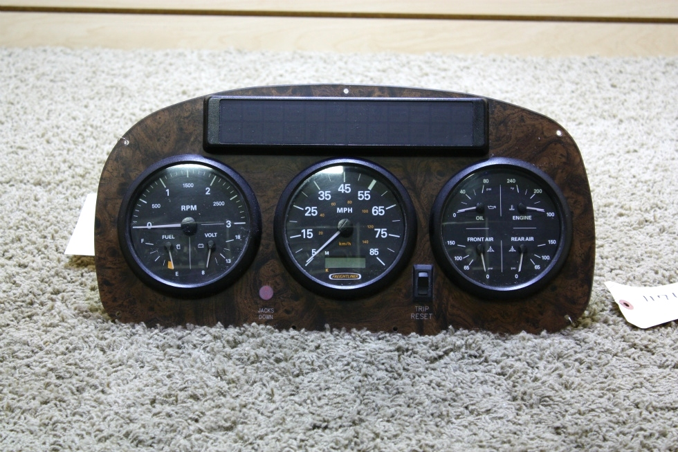 USED RV FREIGHTLINER DASH CLUSTER FOR SALE RV Components