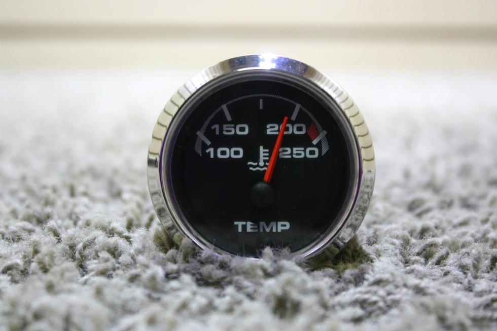 USED 946070 COOLANT TEMPERATURE GAUGE RV PARTS FOR SALE RV Components