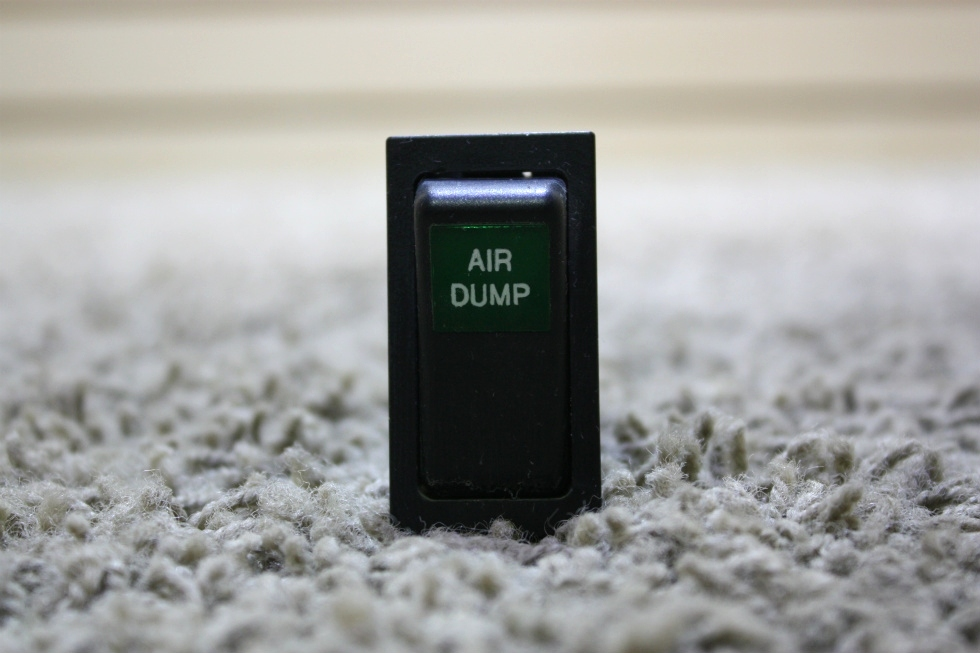 USED RV AIR DUMP DASH SWITCH FOR SALE RV Components