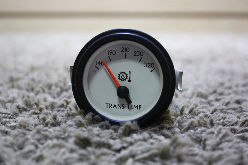 USED 944384 TRANS TEMP RV DASH GAUGE FOR SALE RV Components