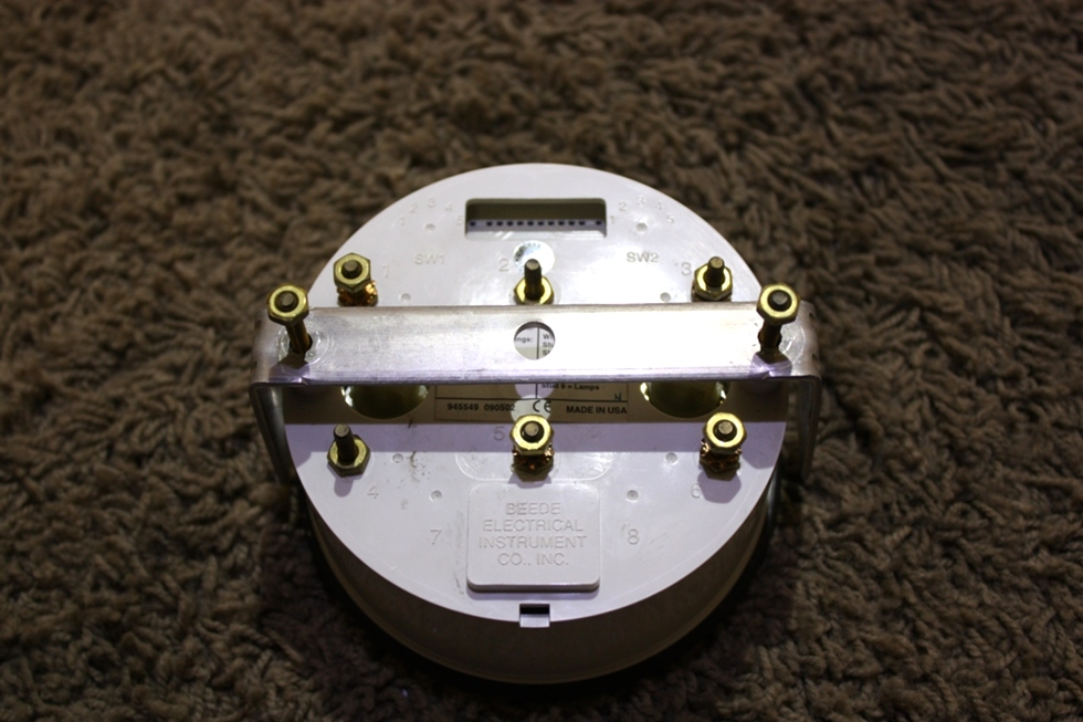 USED MOTORHOME TACHOMETER 945549 FOR SALE RV Components