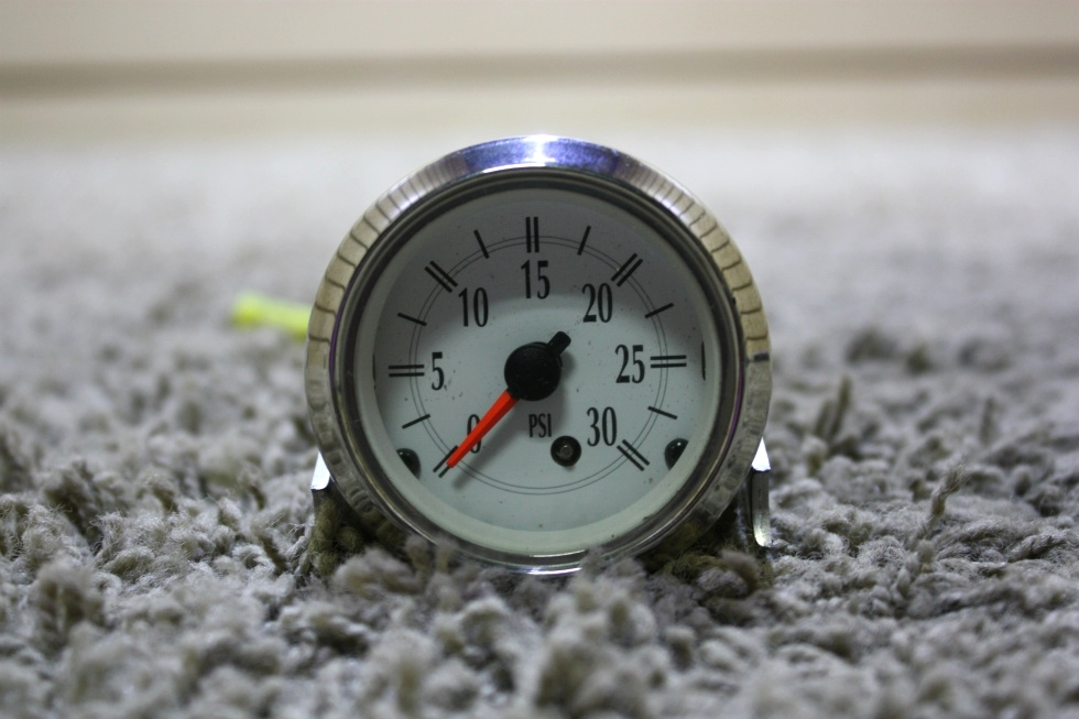 USED RV 944215 AIR PRESSURE DASH GAUGE FOR SALE RV Components