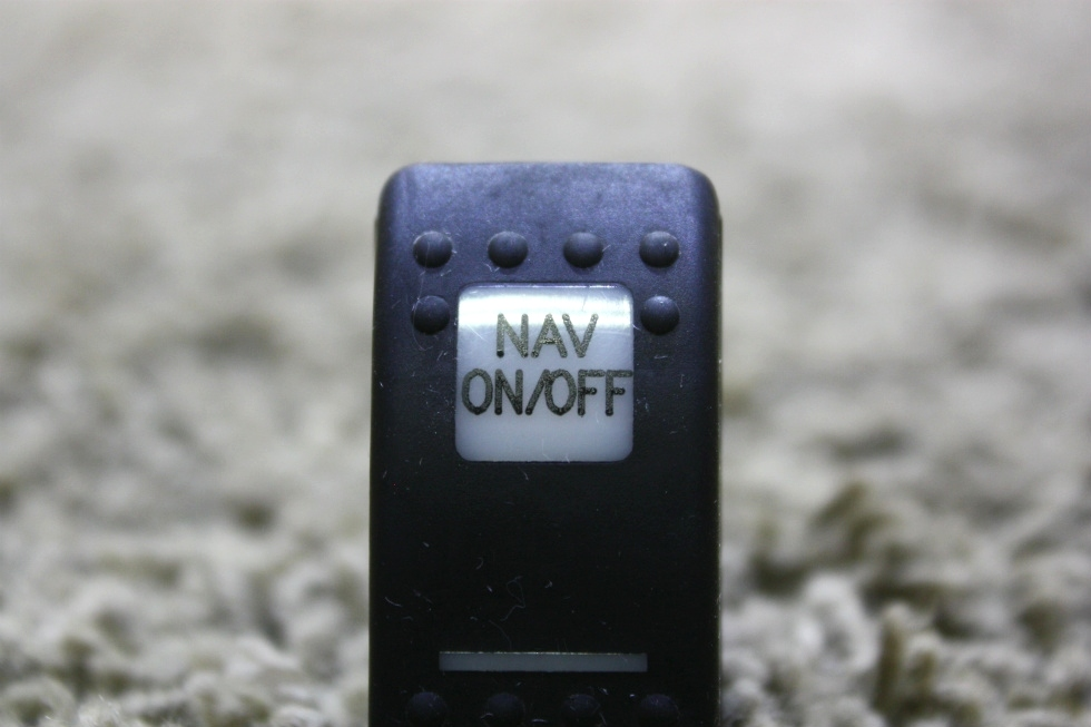 USED MOTORHOME NAV ON/OFF DASH SWITCH FOR SALE RV Components