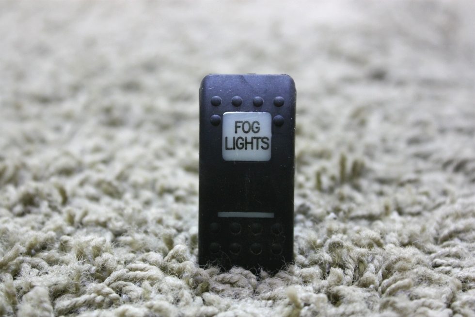 USED FOG LIGHTS RV DASH SWITCH FOR SALE RV Components