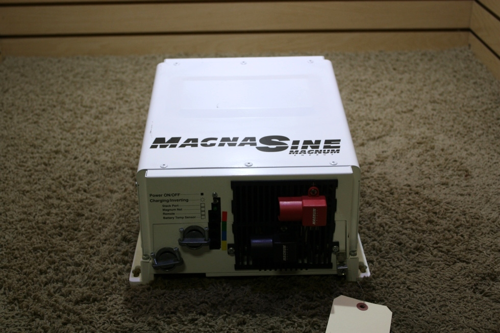 USED RV MAGNA SINE MAGNUM ENERGY MS2812 INVERTER CHARGER FOR SALE RV Components