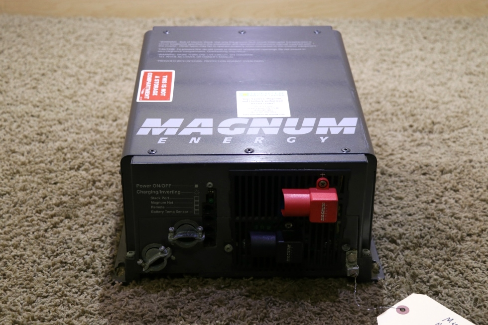 USED ME2012 MAGNUM ENERGY RV INVERTER CHARGER FOR SALE RV Components