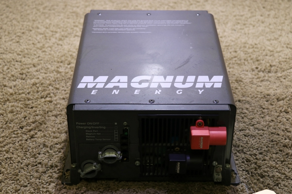 USED MAGNUM ENERGY ME2012 INVERTER CHARGER MOTORHOME PARTS SALE RV Components