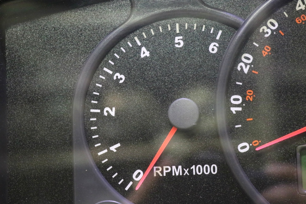 RV Components USED RV CHEVROLET WORKHORSE W0004987 DASH