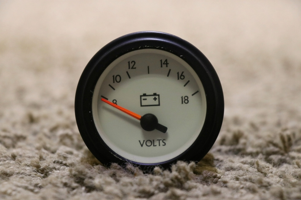USED RV VOLTS 944386 DASH GAUGE FOR SALE RV Components