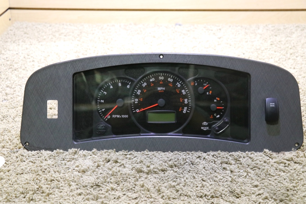 USED WORKHORSE CHASSIS RV DASH CLUSTER FOR SALE RV Components