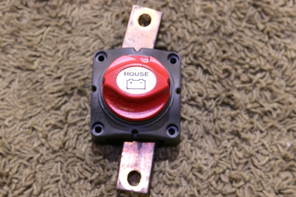 USED MOTORHOME BATTERY DISCONNECT SWITCH FOR SALE RV Components