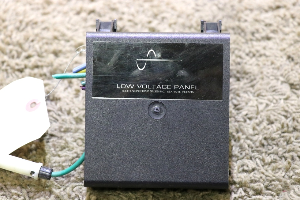 USED MOTORHOME TODD ENGINEERING LOW VOLTAGE PANEL FOR SALE RV Components