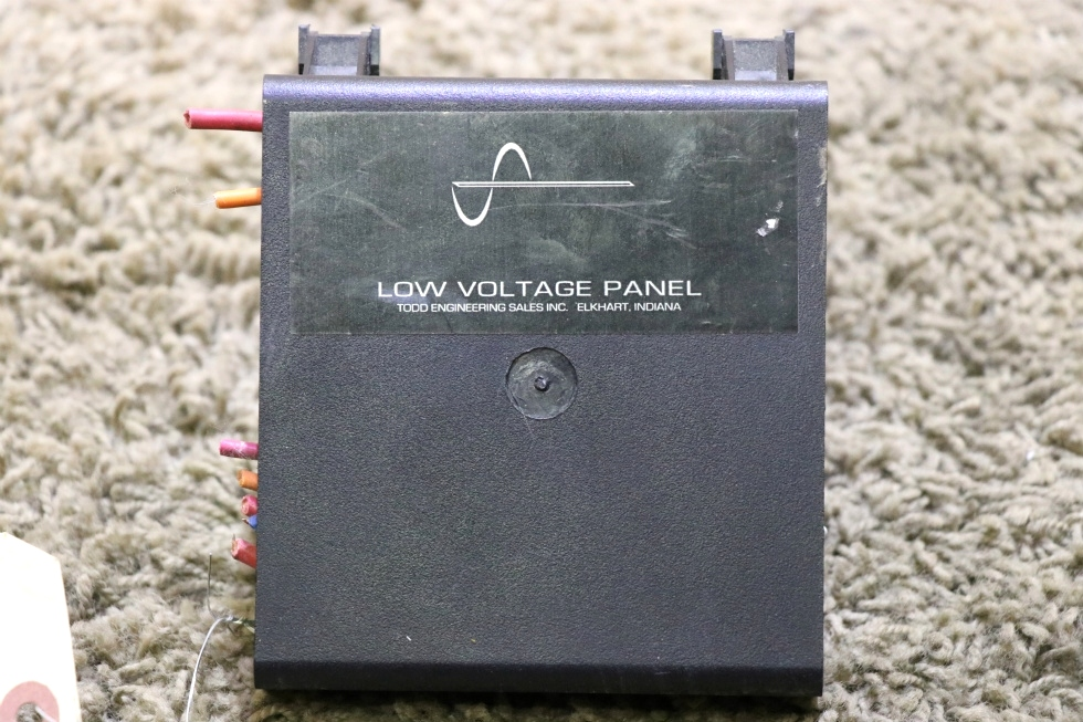 USED RV LOW VOLTAGE PANEL FOR SALE RV Components