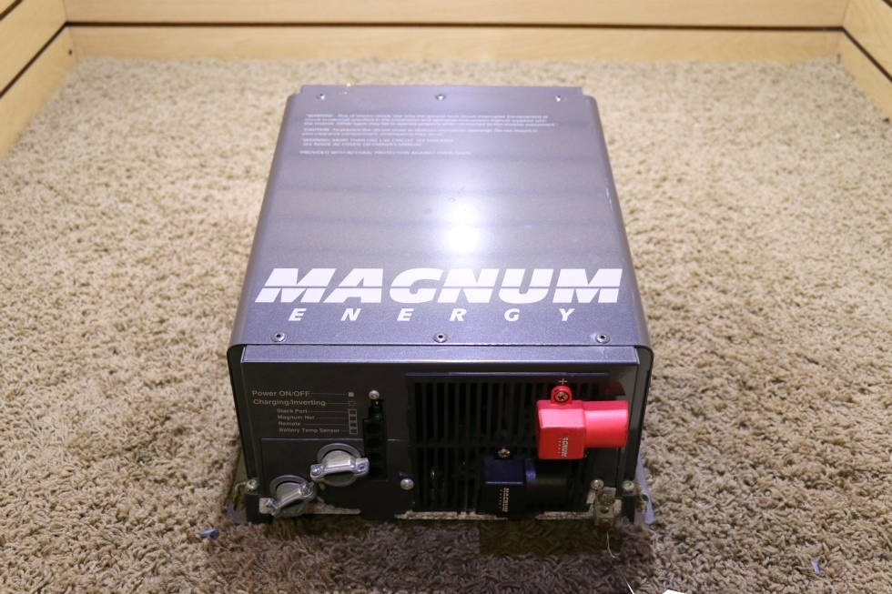 USED RV ME2512 MAGNUM ENERGY INVERTER CHARGER MOTORHOME PARTS FOR SALE RV Components