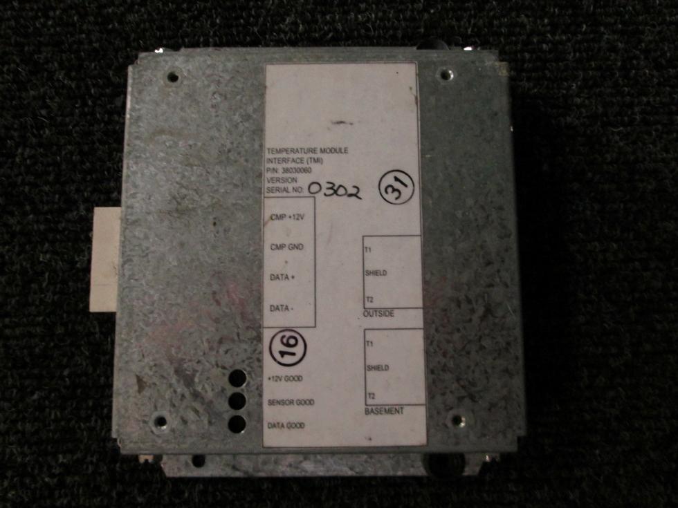 USED ALADDIN TEMPERATURE MODULE P/N 38030060 FOR SALE RV Components