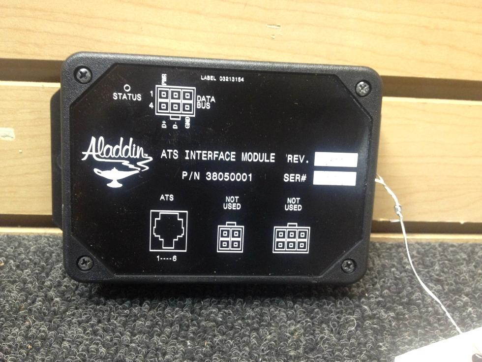 USED RV/MOTORHOME ALADDIN INTERFACE MODULE PN: 38050001 REV. 4.0 RV Components