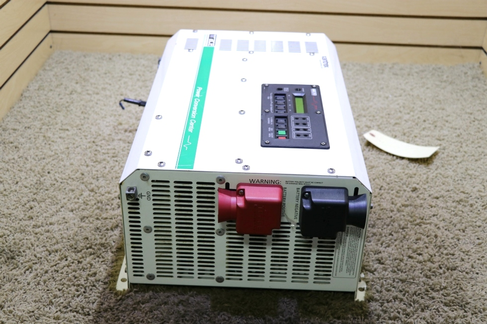 USED TRACE ENGINEERING RV SW2512MC POWER CONVERSION CENTER MOTORHOME PARTS FOR SALE RV Components